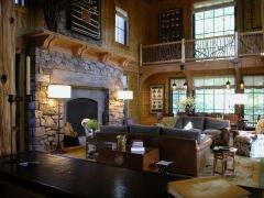 Main Lodge Room Looking NW