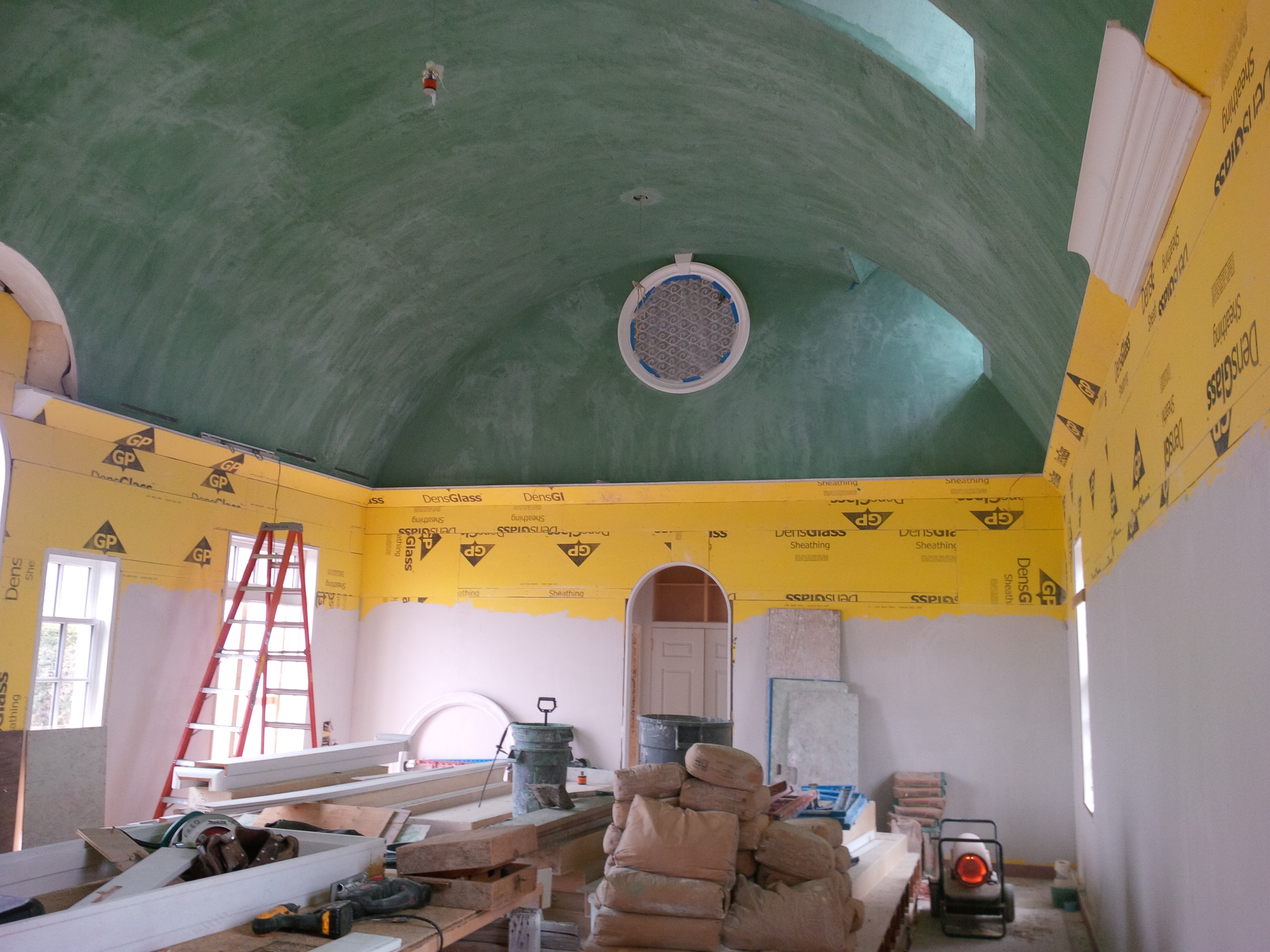 modern plaster ceiling vault - How To Vault A Ceiling